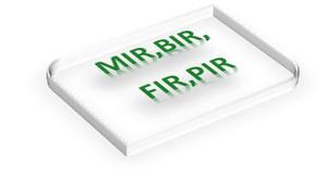 MIR,BIR,FIR,PIR